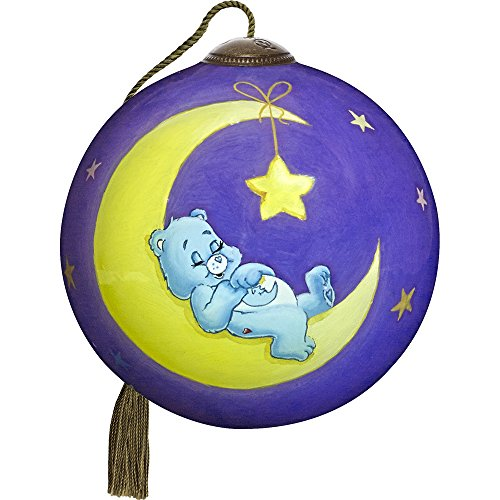 Ne'Qwa Love You to The Moon & Back Care Bears Ornament