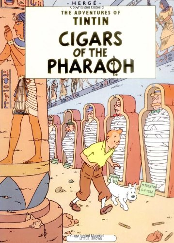 Cigars of the Pharoah (The Adventures of (Classic Cigars)