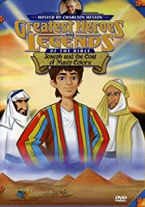 Greatest Heroes and Legends of the Bible: Joseph and the Coat of Many Colors [Import]