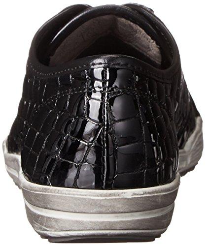 Dany Fashion Josef 40 Women's Black Sneaker Seibel 6qvvAfw8