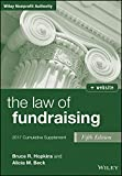 img - for The Law of Fundraising, 2017 Cumulative Supplement (Wiley Nonprofit Authority) book / textbook / text book