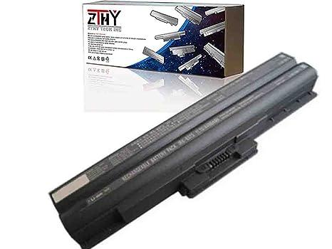New 4800 mAh negro Batería para SONY VAIO VGP-BPS13 VGP-BPS13 A VGP