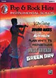 Today's Pop and Rock Hits Instrumental Solos, Alfred Publishing Staff, 0739080032