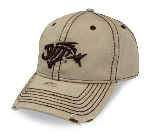 G. Loomis A-Flex Distressed Hat - Khaki - M/L for sale  Delivered anywhere in Canada