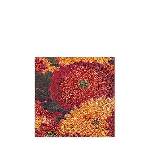 Paisley Paper Napkins - 6
