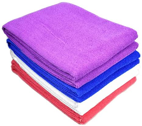 Microfiber Towel Sports Bath Gym Quick Dry Travel Swimming Camping Beach Drying