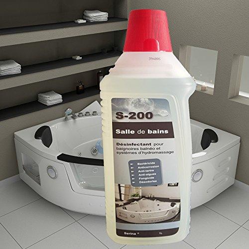 Prodotti per la manutenzione di vasche idromassaggio e sistemi idromassaggio