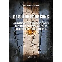 De sueur et de sang (Coyoacan) (French Edition)