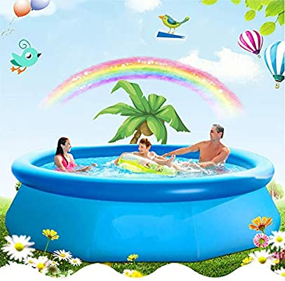 Lili Piscina Fast Set Redonda Piscina Hinchable Fast Set Piscina ...