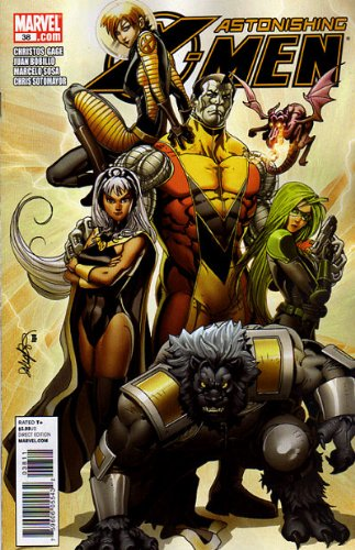 Astonishing X-Men #38 pdf epub