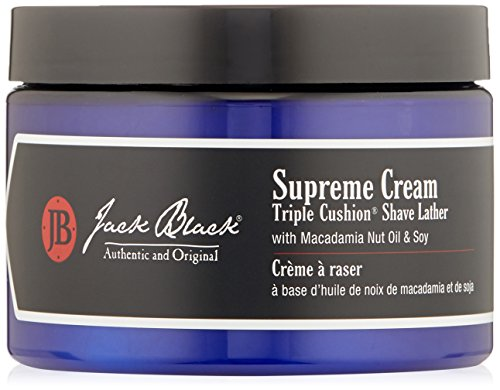 Jack Black Supreme Cream Triple Cushion Shave Lather