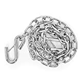 """Camco 50022 Safety Chain (Class I (2,000 lb. capacity)- 48"""" w/ Spring Hooks)"""