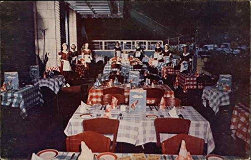 The Berkeley Hotel Montreal, Quebec Canada Original Vintage Postcard
