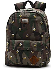 Vans Old Skool Plus Book Laptop Camo Backpack