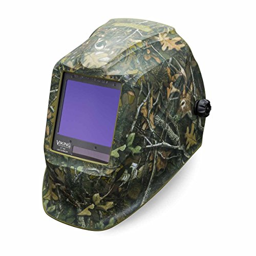 Lincoln Electric VIKING 3350 White Tail Camo Welding Helm...