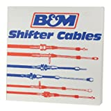 B&M 80506 6' Long Performance Shifter Cable