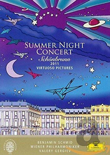 2011 Dvd - Summer Night Concert Schoenbrunn 2011