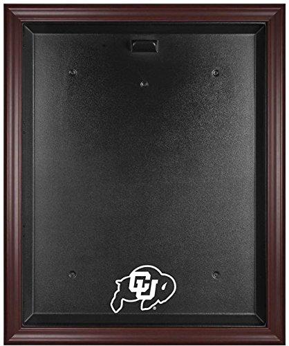 NCAA - Colorado Buffaloes Framed Logo Jersey Display Case by Sports Memorabilia
