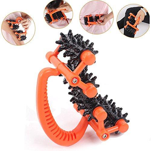 LYRE Lunar Rover Rolling Massager Relax Wheel Body Massager Body Back Company's Apollo Massage Roller