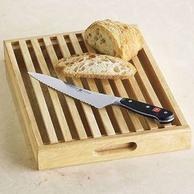 Mountain Woods Multi-Purpose Cutting Board and Crumb Tray