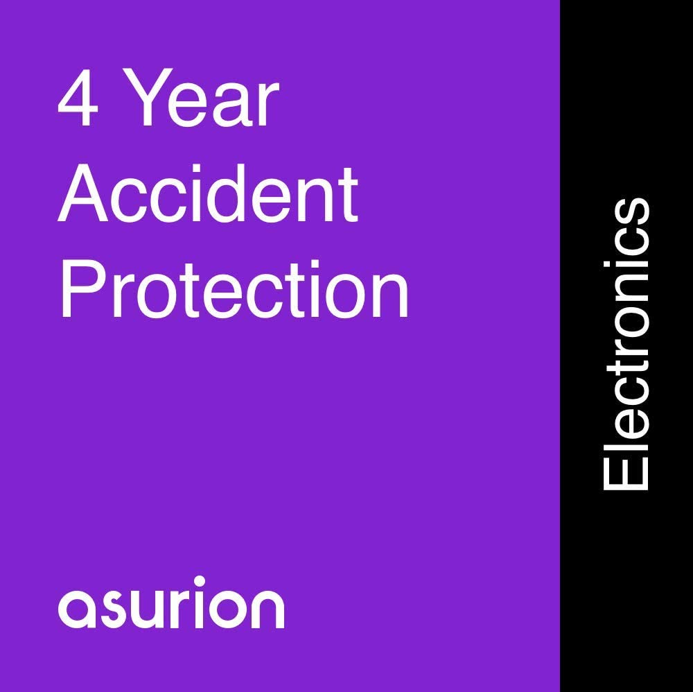 ASURION 4 Year Music Accident Protection Plan $200-249.99