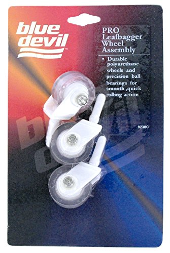 Blue Devil B9230C Swivel Wheel Set (Blue Leaf Outdoor Furniture)