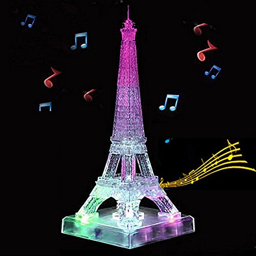 3d crystal puzzles eiffel tower - 3