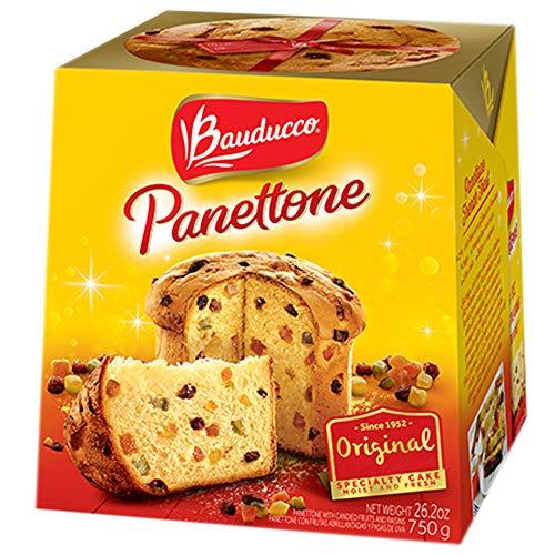 Bauducco Panettone Original, 26.2 oz (Kingdom United Traditions Christmas)