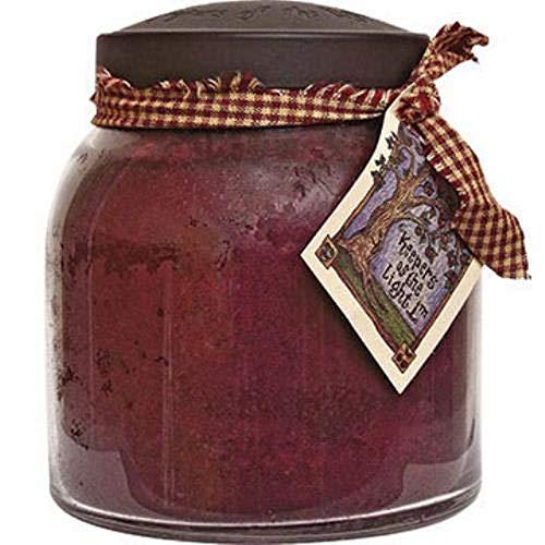 Buy cwi juicy apple jar candle, 34oz