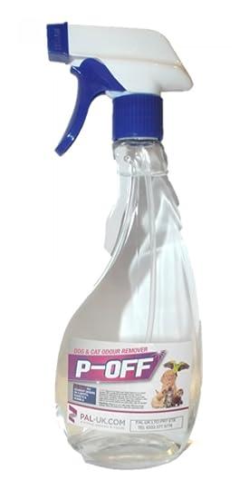 p-off orina olor Remover – enzima con olor limpiador gets perro y gato orina