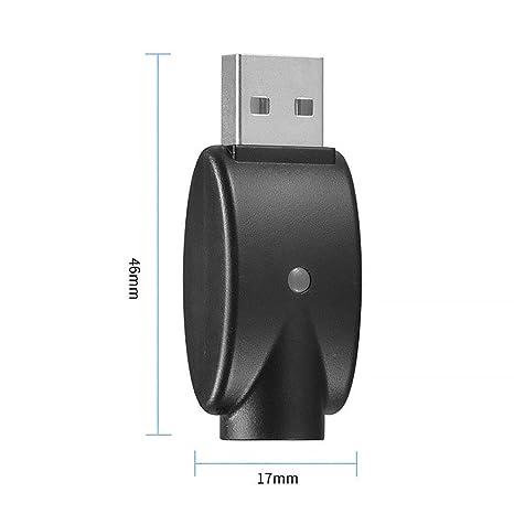 Cargador Inalámbrico Carga Batería Adaptador USB Electrónica ...
