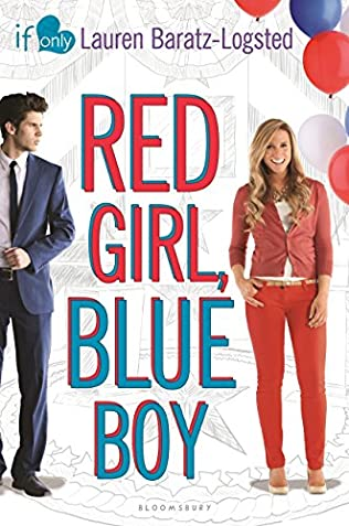book cover of Red Girl, Blue Boy