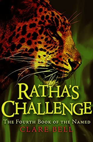 book cover of Ratha\'s Challenge