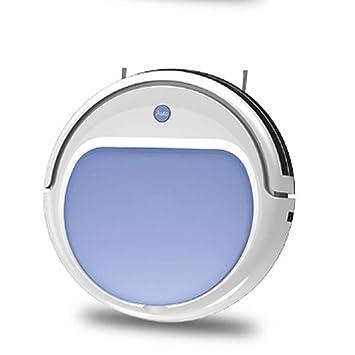 J&A Aspirador robotizado, Robot de Limpieza [Mejorado] con Filtro de eficiencia Extra Alta
