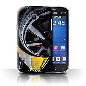 STUFF4 Phone Case / Cover for Samsung Galaxy Star Pro/S7260 / Continental/Wheel Design / Bentley Collection