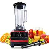blender 1800 watt - Bestom Multifunctional Blender, 1800W Professional Smoothie Blender Maker, with 70oz BPA-Free Pitcher, Heavy Duty Blender for Fruits Vegetables and Ice Crushing