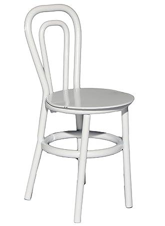 alles-meine.de GmbH 1 Stück: Stuhl / Bistrostuhl / Gartenstuhl ...