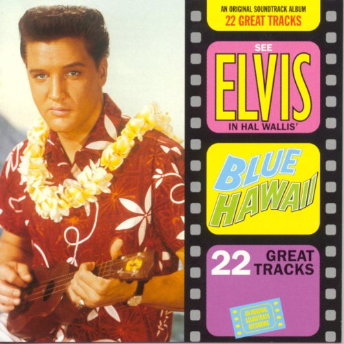 Blue Hawaii (Hawaii Blue Album Elvis)