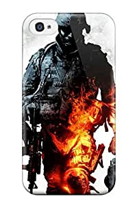 Iphone 4/4s Case Cover Battlefield Case - Eco-friendly Packaging
