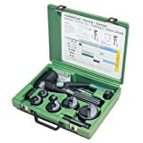 Greenlee 7906SB Quick Draw 90 Hydraulic Punch Driver and Kit with Conduit Sized Punches