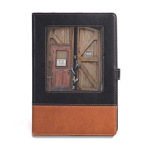 Environmental-friendly notebook,Zombie Decor,A5(6.1