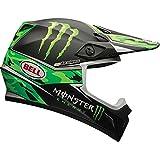 Bell Pro Circuit Replica Men's MX-9 MotoX Motorcycle Helmet - Camo Green/Medium