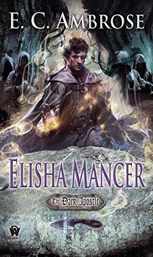 book cover of Elisha Mancer