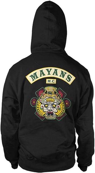 TALLA XXL. Los Mayans - Sudadera con Capucha - para Hombre