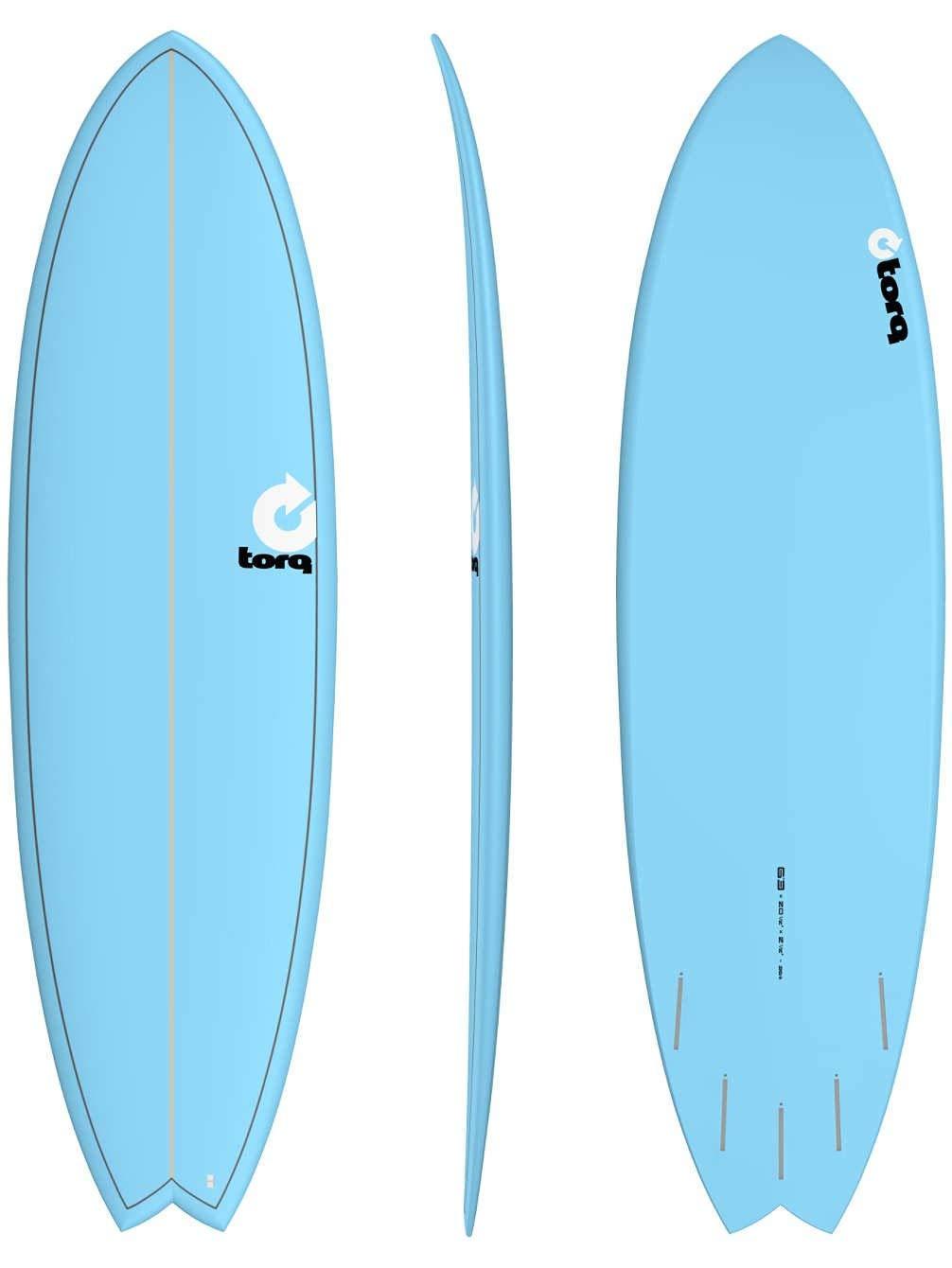 Surf Board Torq Tet 6.3Fish Surf Board