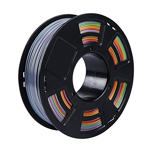 Top 8 best multicolor filament 2019