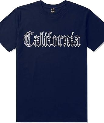 LOS ANGELES LA SKULL HANDS MEN T-SHIRT