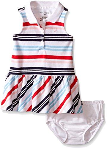 Infant Pique Dress - 8