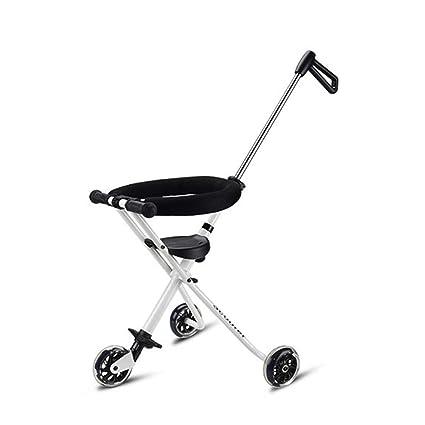 Baby stroller- Carro de triciclo para niños Bebé Ligero ...