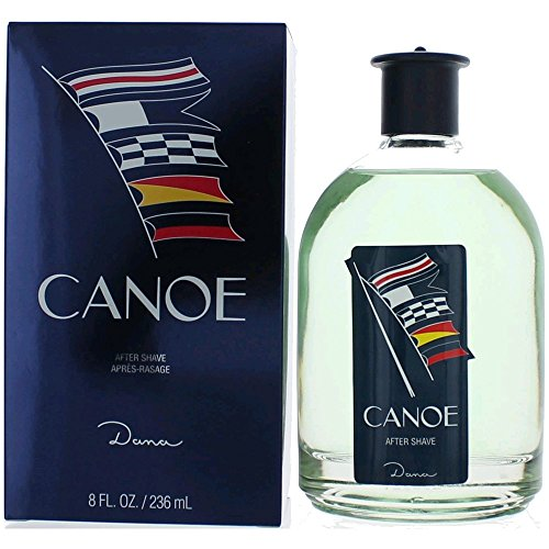 8 Ounce Splash (Canoe Men After Shave Splash by Dana, 8 Ounce)